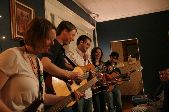 The Rising Tide Of House Concerts